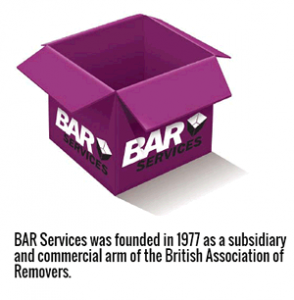 Bar Services Packing Materials