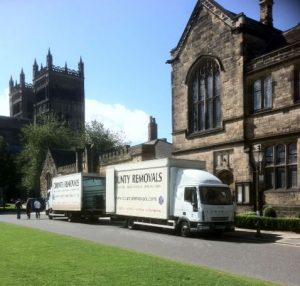 County Removals Cumbria based removals company